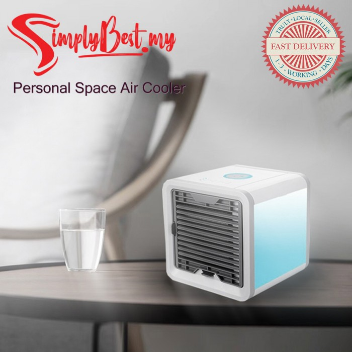 Personal Space Usb Mini Portable Air Cooler Conditioner